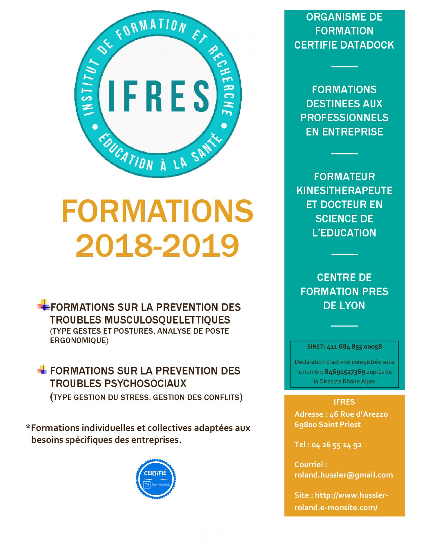 Flyer ifres